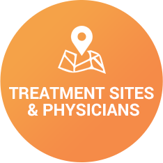 Treatment Sites & Physicians